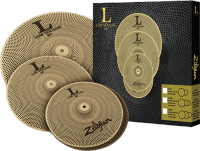 Pack cymbales Zildjian Pack L-80 Low Volume