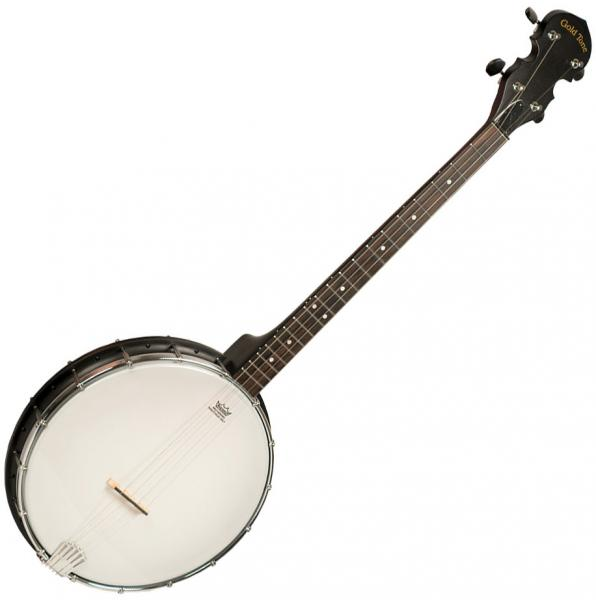 Banjo Gold tone AC-4 +Bag - Black