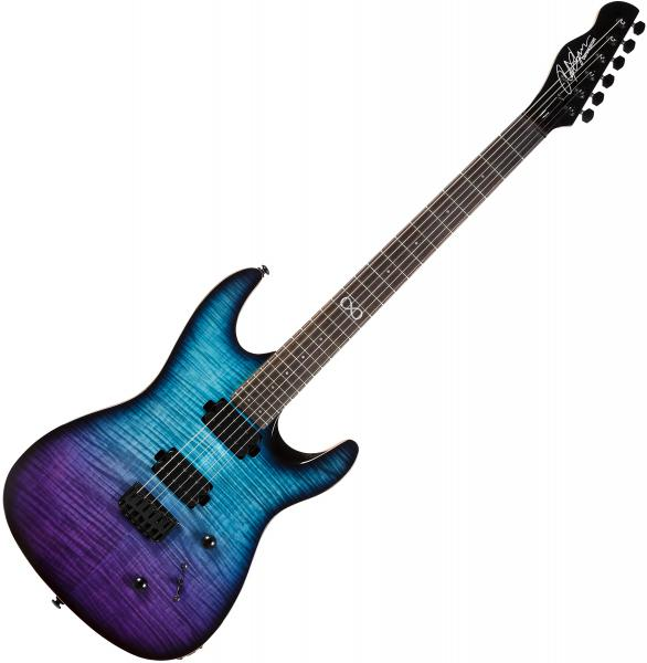 Guitare électrique solid body Chapman guitars ML1 Modern Standard V2 - Abyss