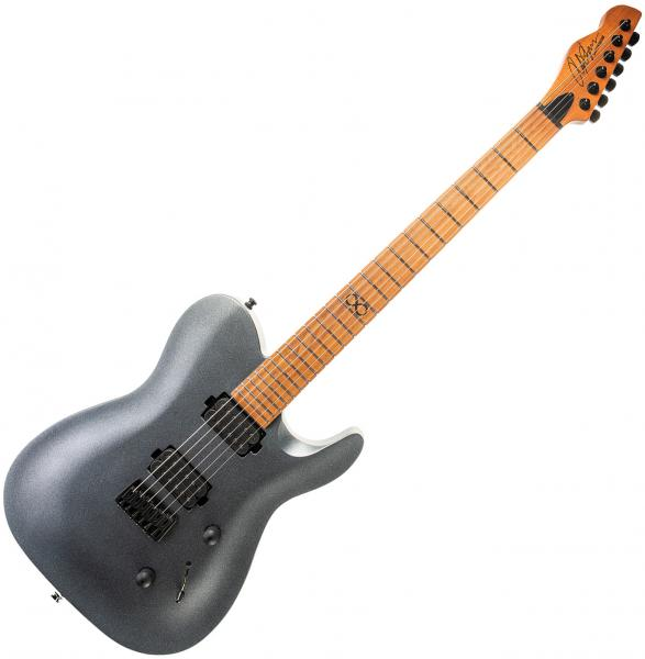 Guitare électrique solid body Chapman guitars ML3 Pro Modern - Cyber black
