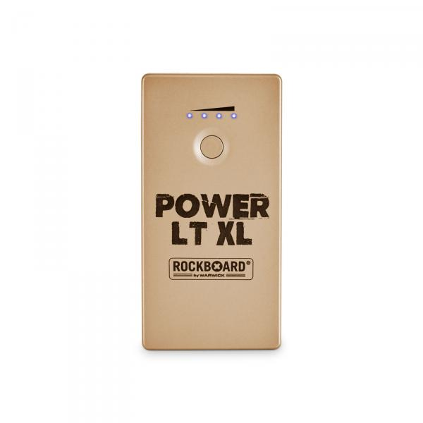 Alimentation Rockboard Power LT XL - Gold