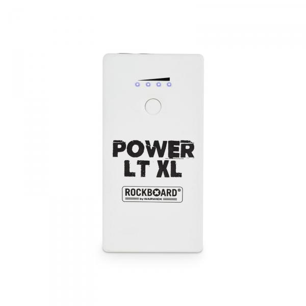 Alimentation Rockboard Power LT XL - White