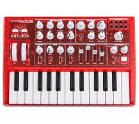 Synthétiseur Arturia MicroBrute Red