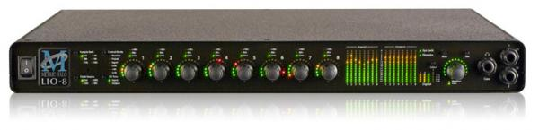 Interface audio firewire Metric halo LIO-8
