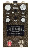 Pédale overdrive / distortion / fuzz Pettyjohn electronics Gold Overdrive