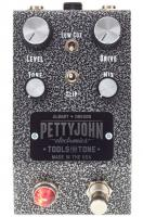 Pédale overdrive / distortion / fuzz Pettyjohn electronics Iron Overdrive