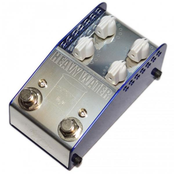 Pédale overdrive / distortion / fuzz Thorpyfx HEAVY WATER