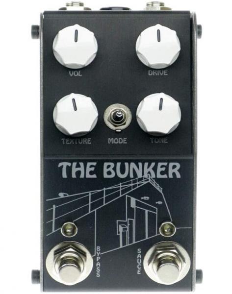 Pédale overdrive / distortion / fuzz Thorpyfx The Bunker Drive