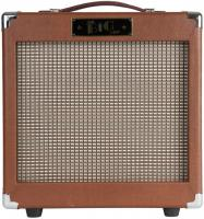 Combo ampli guitare électrique Little big amp LB-5 Phase 2 - Brown