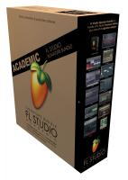 FL Studio 20 Signature Bundle EDU