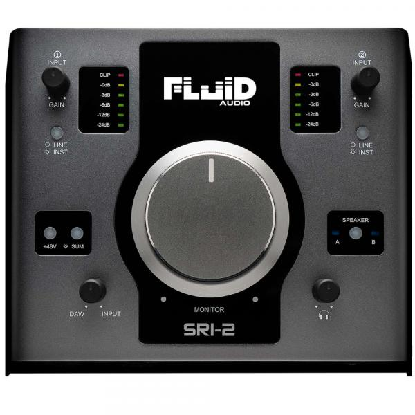 Carte son usb Fluid audio SRI-2