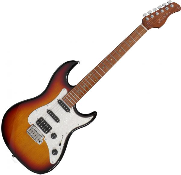 Guitare électrique solid body Sire Larry Carlton S7 - 3 tone sunburst