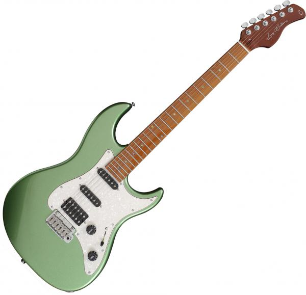Guitare électrique solid body Sire Larry Carlton S7 - Seafoam green