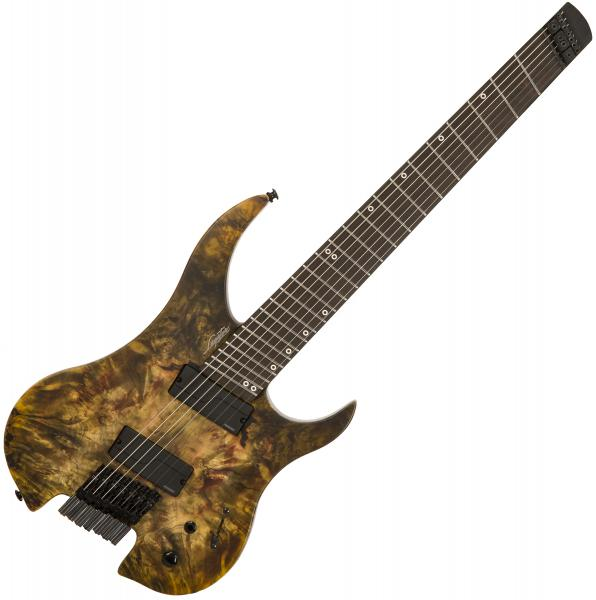 Guitare électrique solid body Legator Ghost G7FX - Earth