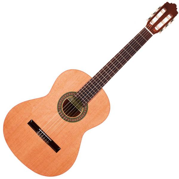 Guitare classique format 7/8 Altamira N100 7/8 - Natural satin