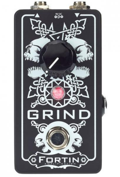 Pédale volume / boost. / expression Fortin amps Grind Boost