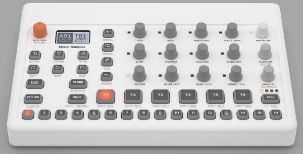 Sampleur / groovebox Elektron Model:Samples