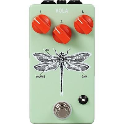 Pédale overdrive / distortion / fuzz Ac noises VOLA PREAMP OVERDRIVE