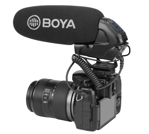 Microphone usb podcast radio Boya BY-BM3032