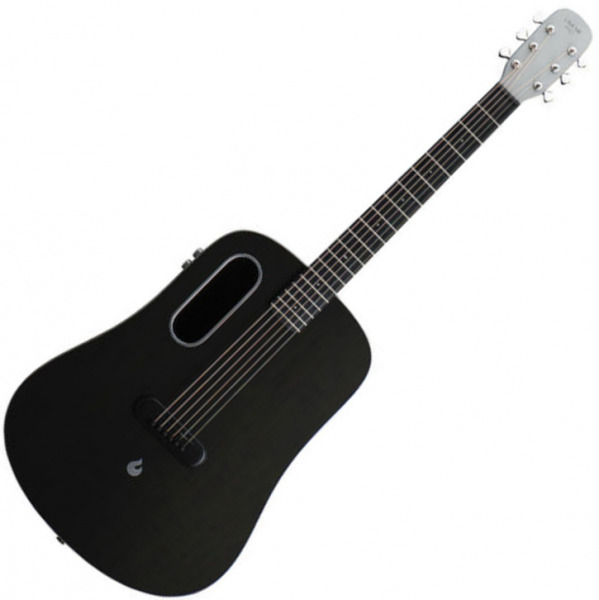 Guitare acoustique voyage Lava music Lava Me Pro - Black & grey