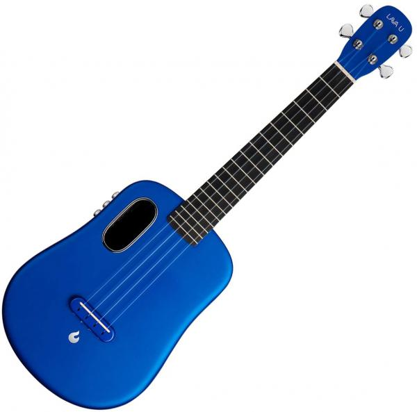 Ukulélé Lava music Lava U 26 Tenor Freeboost - Blue