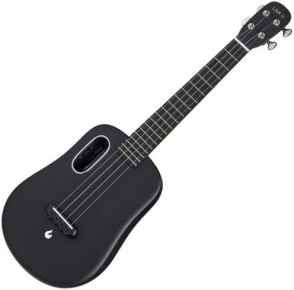 Ukulélé Lava music Lava U 26 Tenor Freeboost - Black