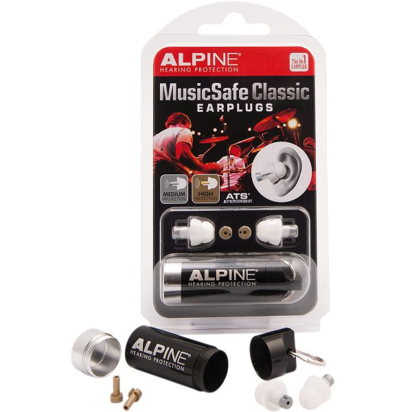 Protection auditive Alpine Music Safe Classic