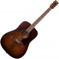 Americana Dreadnought QIT - Bourbon burst