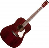 Americana Dreadnought QIT - Tennessee red