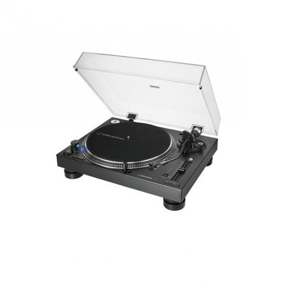 Platine vinyle Audio technica AT-LP140XP - black