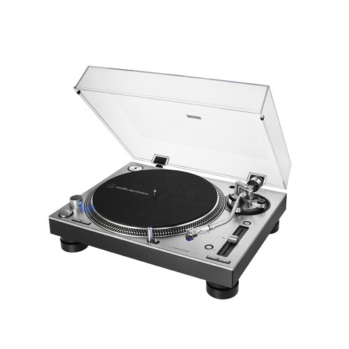 Platine vinyle Audio technica AT-LP140XP - silver