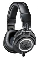 Casque studio & dj Audio technica ATH-M50X - Black