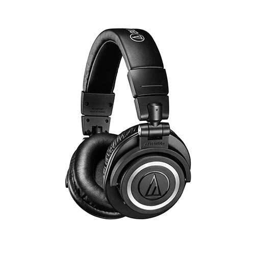 Casque studio & dj Audio technica ATH-M50X-BT