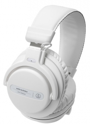 Casque studio & dj Audio technica ATH-PRO5X White - Blanc