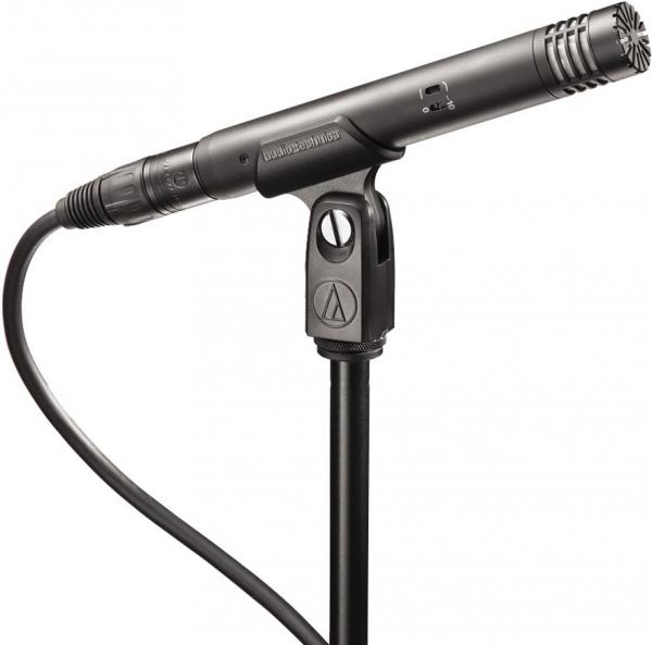 Micro studio & scène xlr Audio technica AT4021