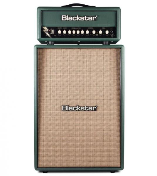 Stack ampli guitare électrique Blackstar Jared James Nichols JJN-20 Stack Ltd