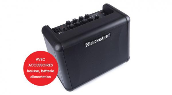 Mini ampli guitare Blackstar Super Fly Pack