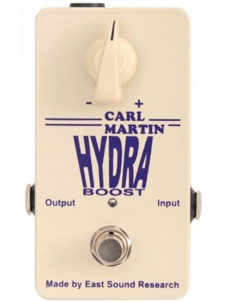 Pédale overdrive / distortion / fuzz Carl martin Hydra Boost