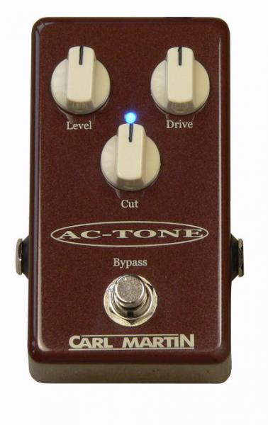 Pédale overdrive / distortion / fuzz Carl martin Single AC Tone
