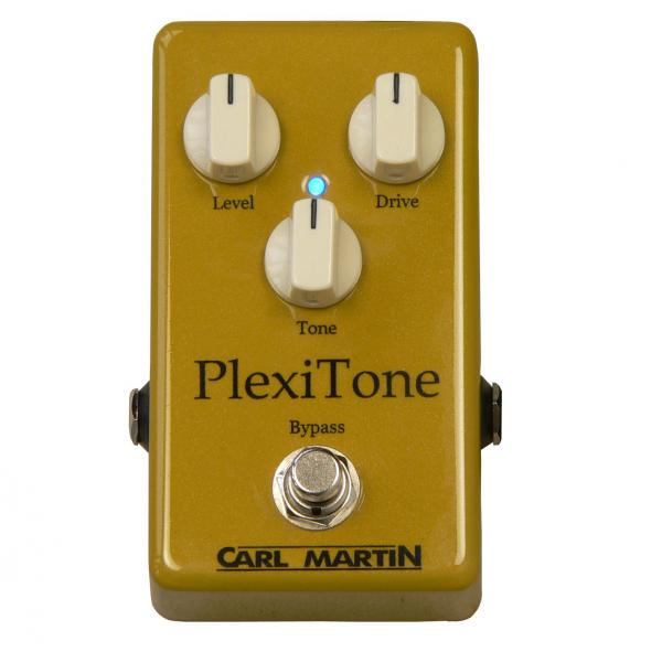 Pédale overdrive / distortion / fuzz Carl martin Single Plexitone