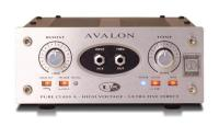 Boitier direct di Avalon design U5 Silver