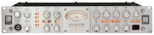 Préampli Avalon design VT-737SP