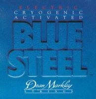 2554 Blue Steel Electric 009-046 - Jeu de cordes