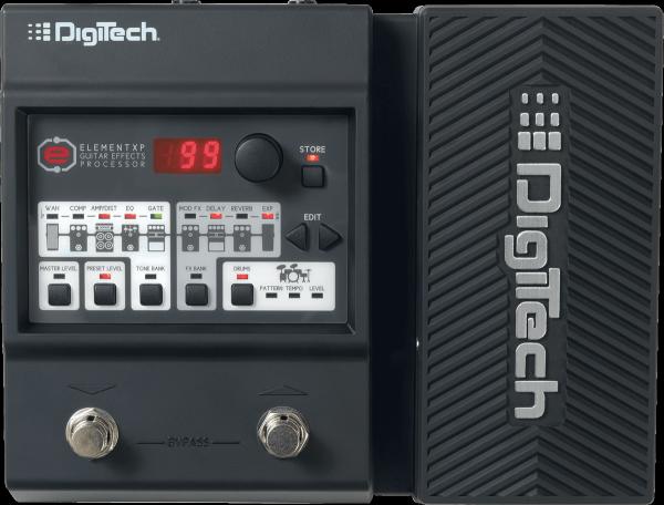 Digitech Element XP Multi effet guitare élec. en pédalier