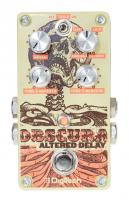 Pédale reverb / delay / echo Digitech Obscura altered Delay