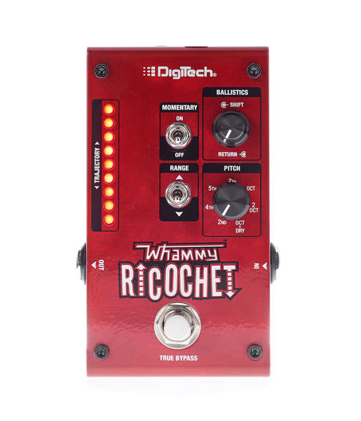 Pédale harmoniseur Digitech Whammy Ricochet Pitch Shift