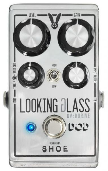 Pédale overdrive / distortion / fuzz Dod                            Looking Glass
