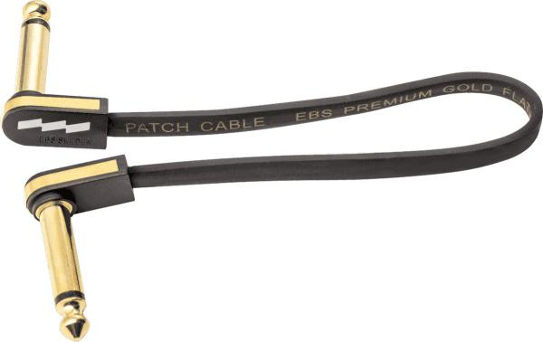 Patch Ebs                            PG-18 Premium Gold Flat Patch Cable