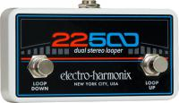 Footswitch & commande divers Electro harmonix 22500 Foot Controller