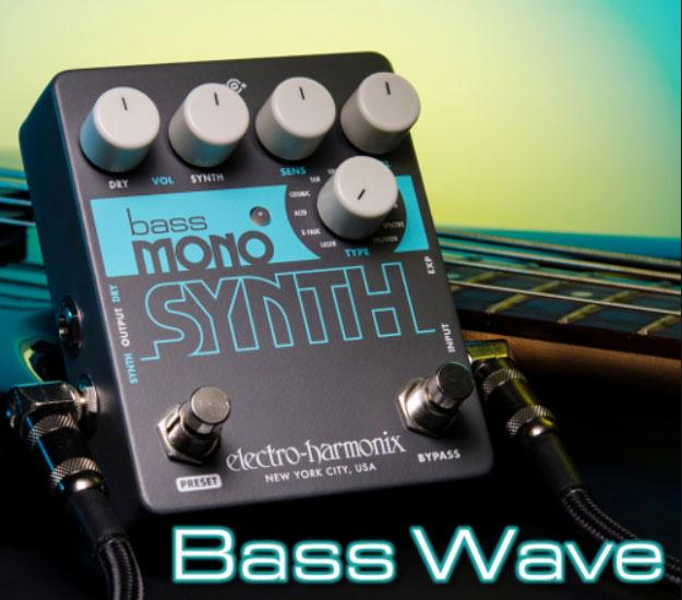 Electro-Harmonix Guitar Mono Synth Effektpedal